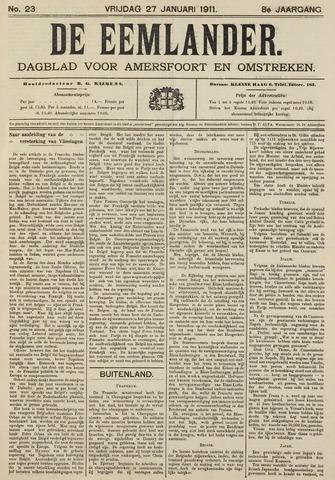De Eemlander 1911-01-27