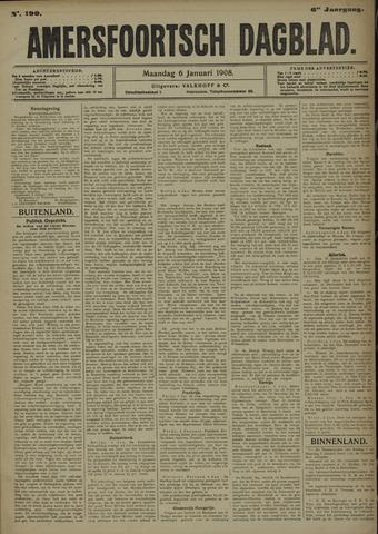 Amersfoortsch Dagblad 1908-01-06