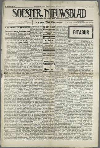 Soester Courant 1924-05-10