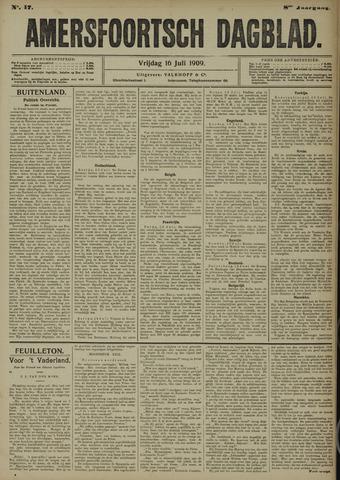 Amersfoortsch Dagblad 1909-07-16