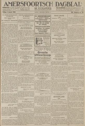 Amersfoortsch Dagblad / De Eemlander 1928-01-06