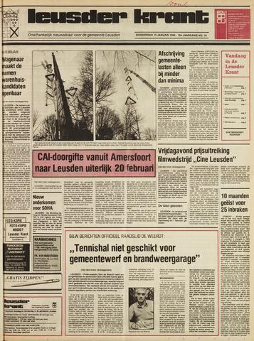 Leusder Krant 1984-01-19