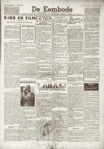 De Eembode 1938-05-07