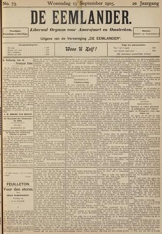 De Eemlander 1905-09-13
