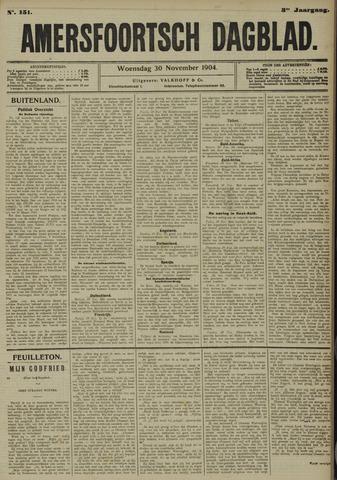 Amersfoortsch Dagblad 1904-11-30