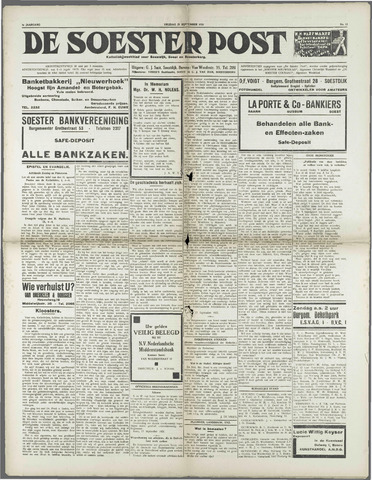 Soester Courant 1931-09-25