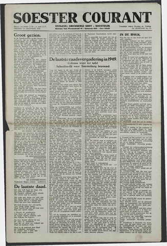 Soester Courant 1949-12-30
