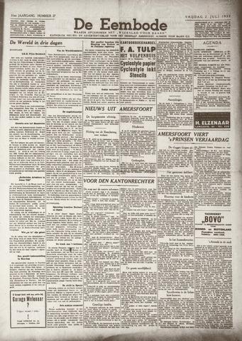 De Eembode 1937-07-02