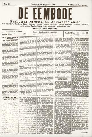 De Eembode 1904-08-20