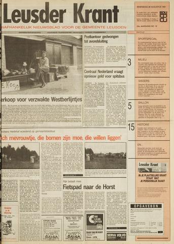 Leusder Krant 1991-08-28