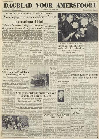 Dagblad voor Amersfoort 1951-07-06