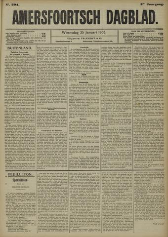 Amersfoortsch Dagblad 1905-01-25