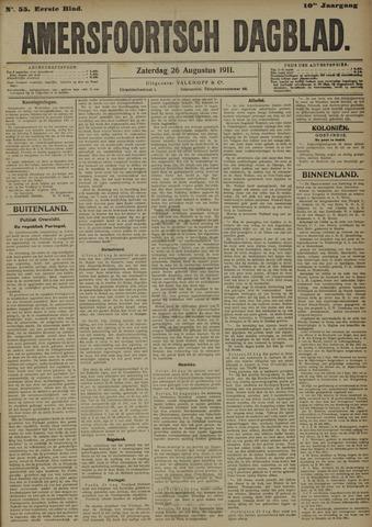 Amersfoortsch Dagblad 1911-08-26