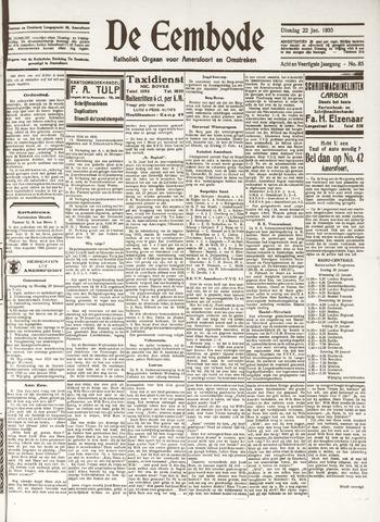 De Eembode 1935-01-22