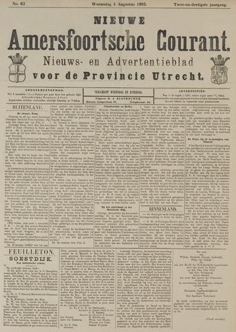 Nieuwe Amersfoortsche Courant 1903-08-05