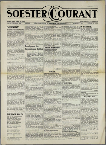 Soester Courant 1951-08-03