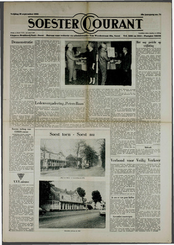 Soester Courant 1966-09-30