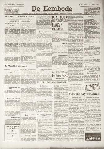 De Eembode 1937-05-25