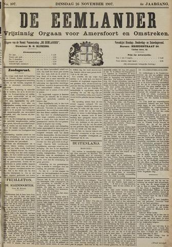 De Eemlander 1907-11-26