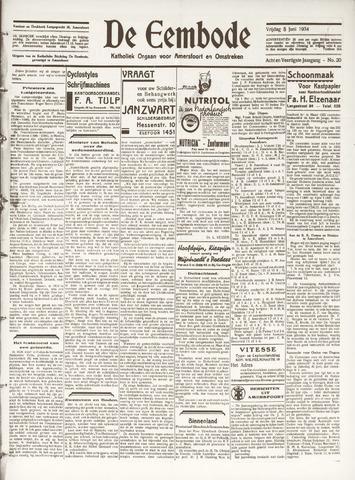 De Eembode 1934-06-08