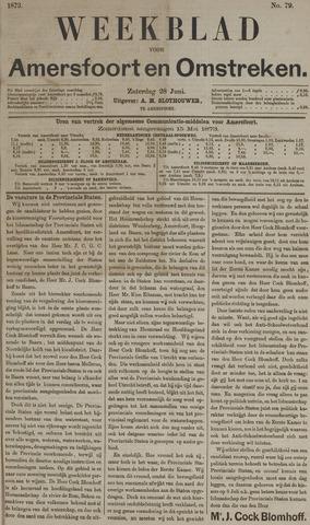 Weekblad voor Amersfoort en Omstreken 1873-06-28