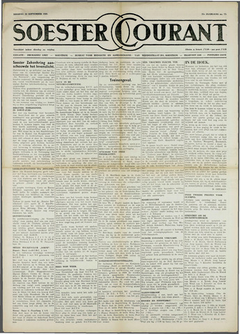 Soester Courant 1959-09-29