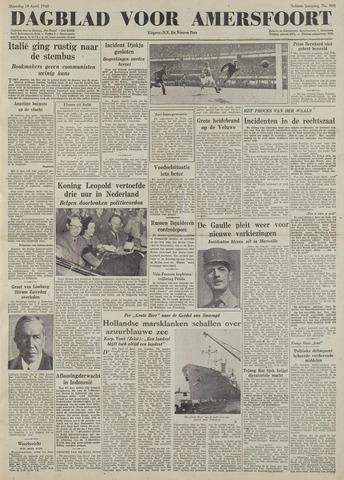 Dagblad voor Amersfoort 1948-04-19