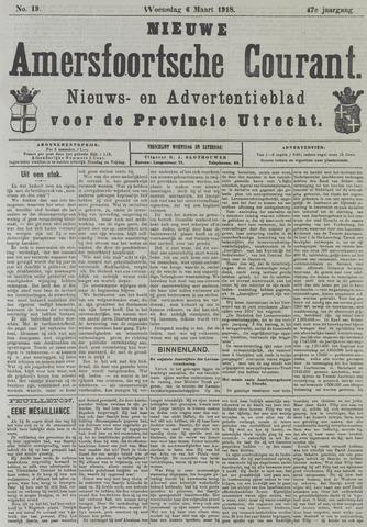 Nieuwe Amersfoortsche Courant 1918-03-06
