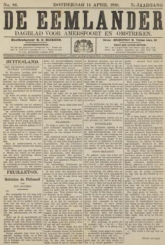 De Eemlander 1910-04-14