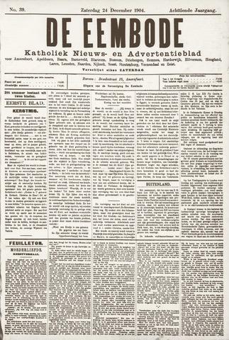 De Eembode 1904-12-24