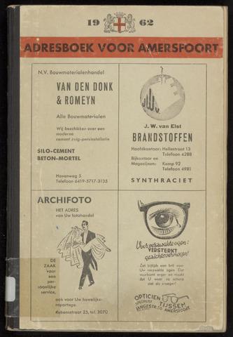 Adresboeken Amersfoort 1962-01-01