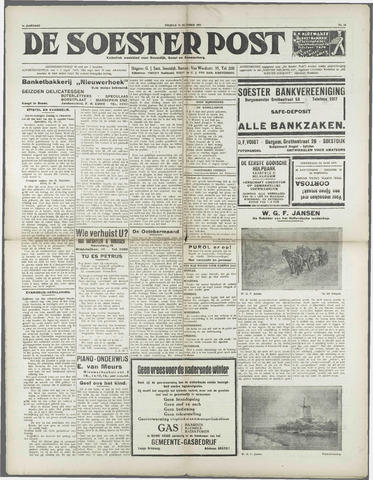 Soester Courant 1931-10-16