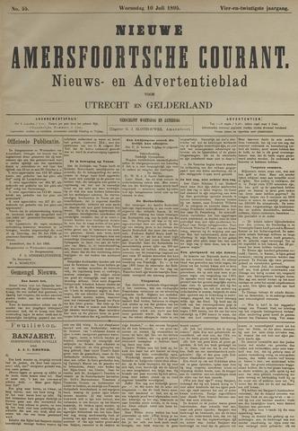 Nieuwe Amersfoortsche Courant 1895-07-10