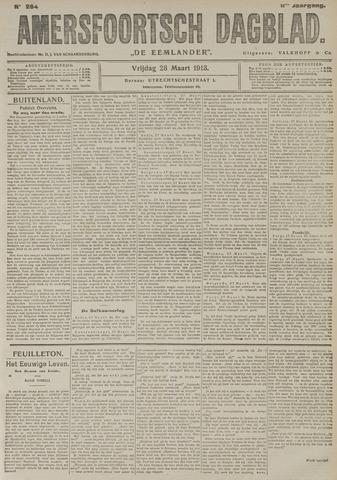 Amersfoortsch Dagblad / De Eemlander 1913-03-28