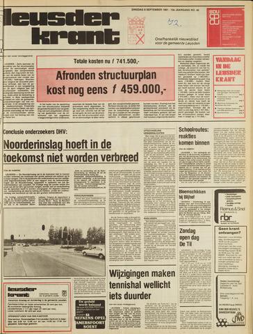 Leusder Krant 1981-09-08