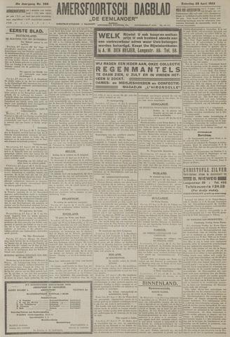 Amersfoortsch Dagblad / De Eemlander 1923-04-28