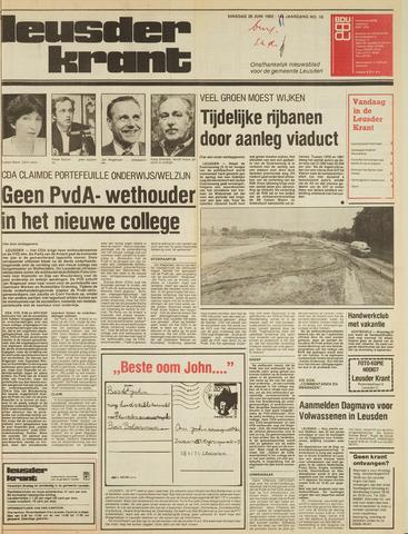 Leusder Krant 1982-06-29