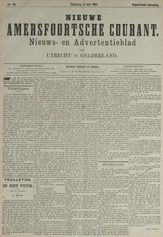 Nieuwe Amersfoortsche Courant 1890-06-14