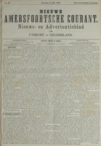Nieuwe Amersfoortsche Courant 1893-05-13