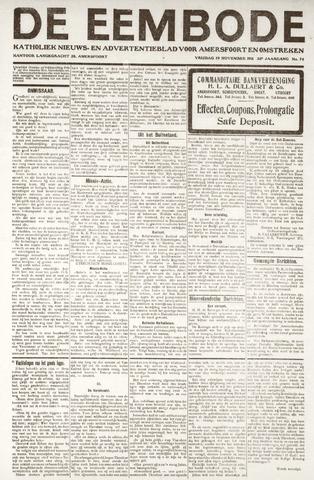 De Eembode 1918-11-29
