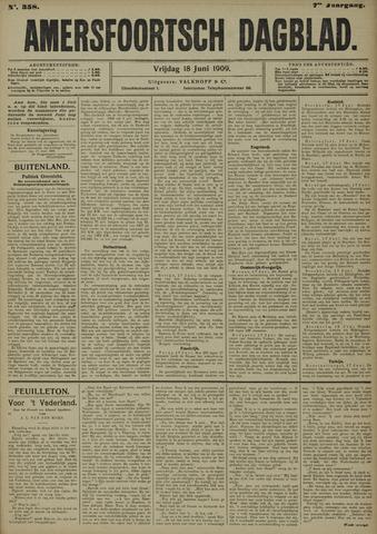 Amersfoortsch Dagblad 1909-06-18