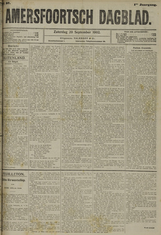 Amersfoortsch Dagblad 1902-09-20