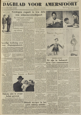 Dagblad voor Amersfoort 1949-11-26