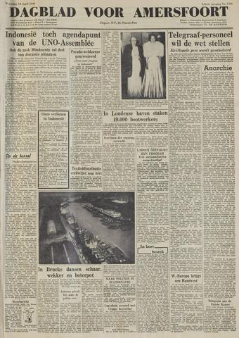 Dagblad voor Amersfoort 1949-04-13