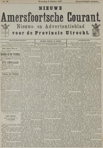 Nieuwe Amersfoortsche Courant 1897-10-06