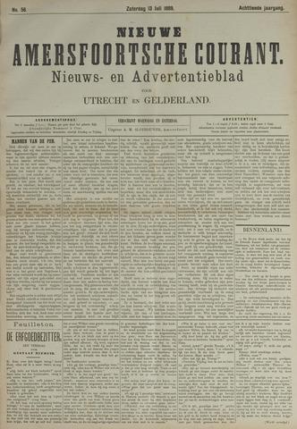 Nieuwe Amersfoortsche Courant 1889-07-13