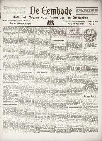 De Eembode 1929-04-26