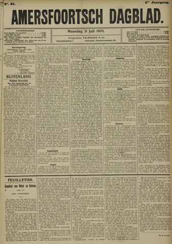 Amersfoortsch Dagblad 1905-07-31