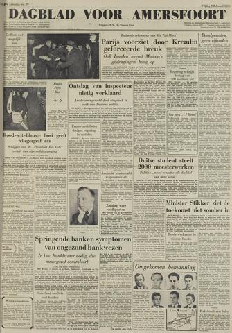 Dagblad voor Amersfoort 1950-02-03