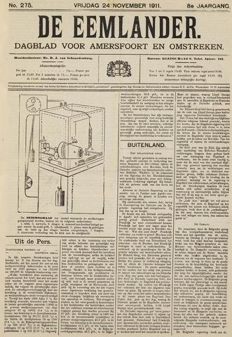 De Eemlander 1911-11-24